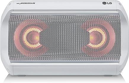 LG PK5 XBOOM Go 蓝牙派对扬声器 - 白色