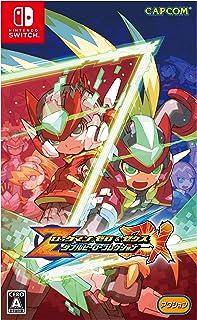 Capcom Megaman Rockman Zero and Zx Double Hero Collection