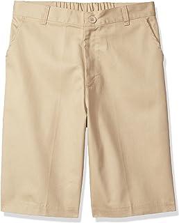 Classroom School Uniforms Big Boys Husky Flat Front Shorts