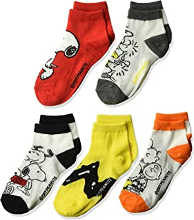 Peanuts Girls 5 Pack Shorty