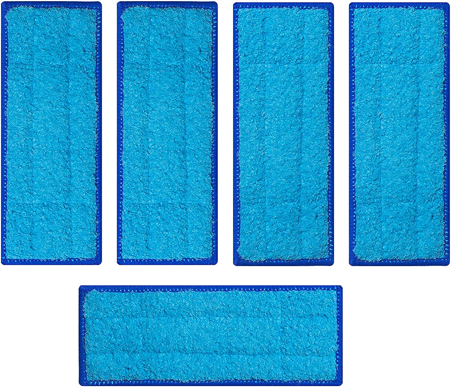 BESKIT 5 2021 spring and summer new Pack Washable Wet Mopping Jet Pads Braava 240 Max 66% OFF 241 for