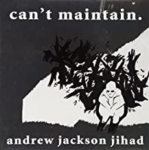 Can't Maintain [Vinyl]