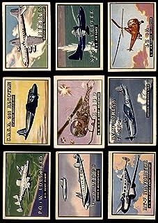 1952 Topps Wings 25 Card Starter Set/Lot (Card) Dean`s Cards 3 - VG