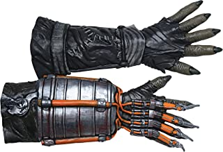 scarecrow glove arkham knight