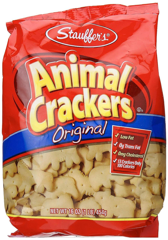 Stauffer Animal Max 67% OFF Crackers Original 16 4 Fort Worth Mall oz OF SET -