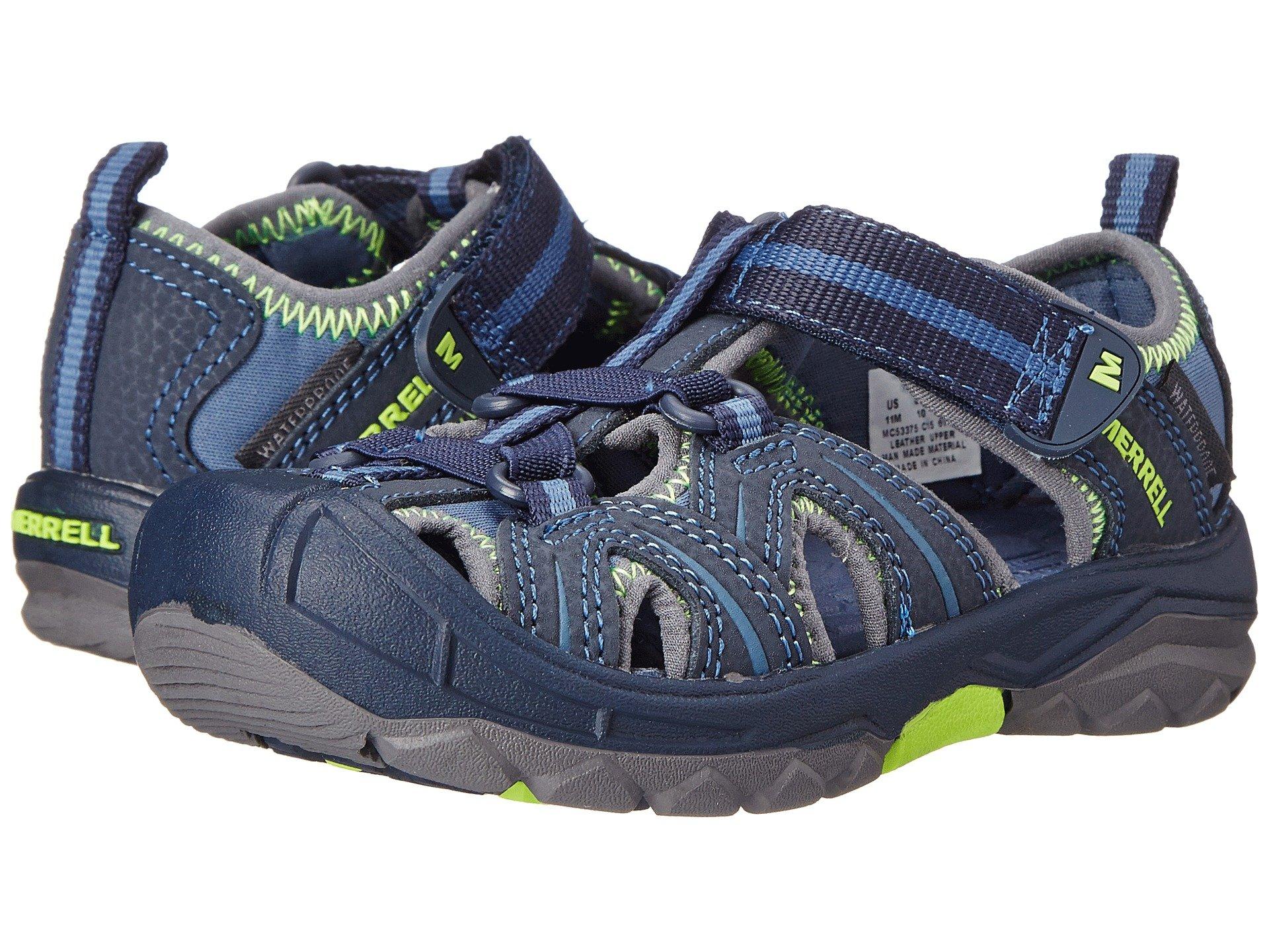 d5bb9d2eaf7e35 Boy s Navy Sandals + FREE SHIPPING