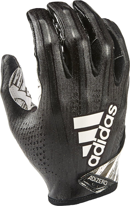 Adidas af1001 Adizero 7.0 Speed of Light Empfänger Handschuhe, Schwarz, X-Large B07BDZC8P3  Praktisch und wirtschaftlich