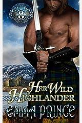 Her Wild Highlander (Highland Bodyguards, Book 8) Kindle Edition