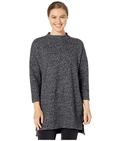 tentree Carmanah Long Sleeve Tunic (Meteorite Black) Women