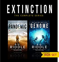 The Extinction Files (Box Set)