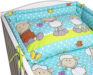 BlueberryShop juego de ropa de cama de algodón | funda de