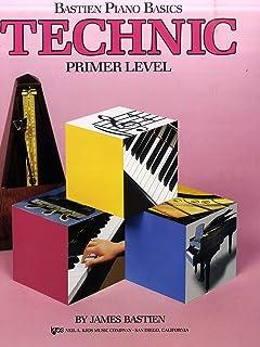 Bastien Piano Basics: Technic Primer