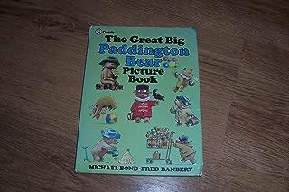 The Great Big Paddington Bear Picture Book (Piccolo Books)
