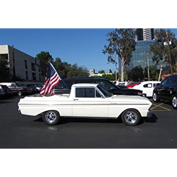 Standard Flag Holder for a Classic Truck (Made n the USA)