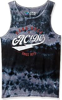 Men's Ac/dc Hard Rock Tank Top T-Shirt