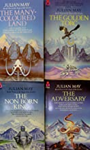 Saga of the Exiles Complete Set (Books 1-4) The Many-Coloured Land, The Golden Torc, The Non Born King, & The Adversary [O...