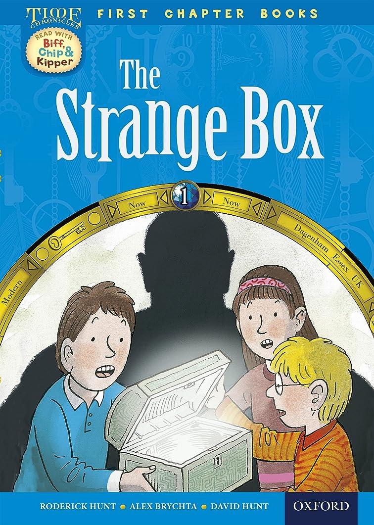 クモみ相互接続Oxford Reading Tree Read with Biff, Chip and Kipper: Level 11 First Chapter Books: The Strange Box (English Edition)