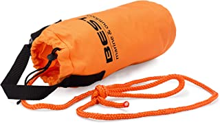 Best Marine Water Rescue Throw Bag with 70 Feet of Marine Rope. Throwable Rescue Ropes for Kayaking and Boating. High Visi...