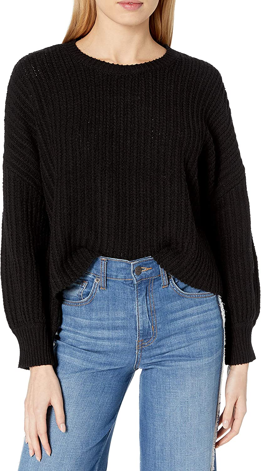 RVCA Women's Sweater Louder Challenge the Japan Maker New lowest price of Japan