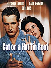 watch cat on a hot tin roof 1958