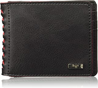 Baggit Men's Wallet (Red)