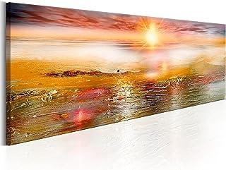 B&D XXL murando Impression sur Toile intissee 120x40 cm 1 Piece Tableau Tableaux Decoration Murale Photo Image Artistique ...