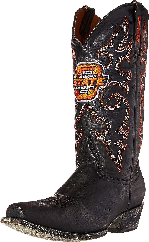 c94e3562acd NCAA State Cowboys Men's Board Room Style Boots Oklahoma nfrlxh3338 ...