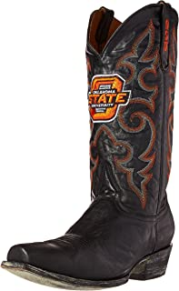 NCAA Oklahoma State Cowboys Men's Board Room Style Boots