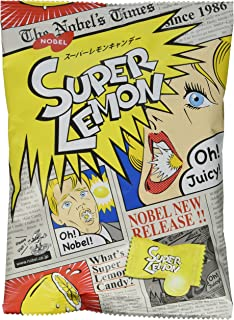 Japanese Extreme Super Sour Lemon Flavored 3 Layered Intense Candy Challenge