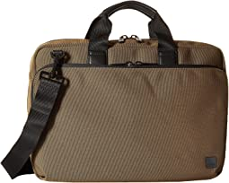 KNOMO London Maxwell Slim Laptop Briefcase