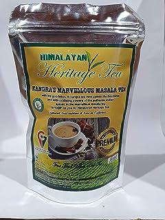 HIMALAYAN Heritage's kangra Marvelous Masala Black Tea(100 Grams leaf tea)
