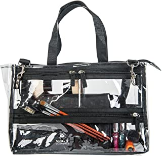 SHANY Clear Travel Makeup Bag - Cosmetics Organizer - SHANY Clear Travel Makeup Bag - Cosmetics Organizer – Game Changer