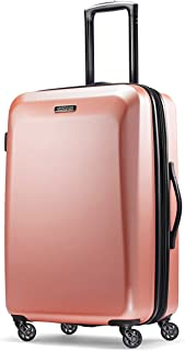 American Tourister Moonlight Hardside Luggage with Spinner Wheels