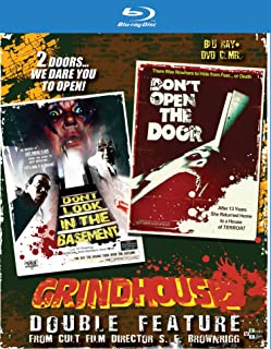 S.F. Brownrigg Grindhouse Double Feature