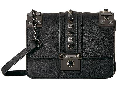 Vince Camuto Bitty Flap (Noir) Handbags
