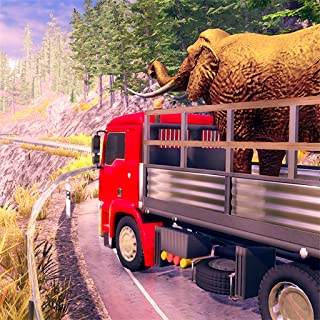 Wild Zoo Animal Cargo Transport Truck Simulator