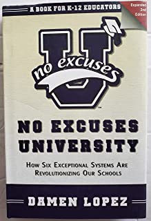 Best no excuses university Reviews