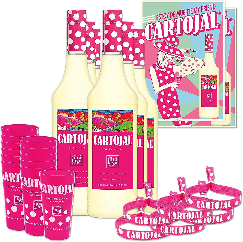 Cartojal Pack Semi Profesional - Vino dulce natural D.O.