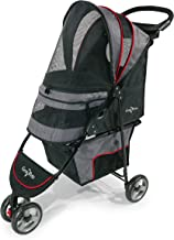 Gen7 Regal Plus Pet Stroller for Dogs and Cats – Lightweight, Compact and Portable with Durable Wheels