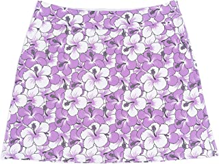 Haute Shot Women's Skort - Lightweight Stretch Fabric Skirt with Pockets for Golf Tennis Casual and Everyday