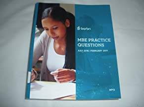 Best barbri mbe questions Reviews