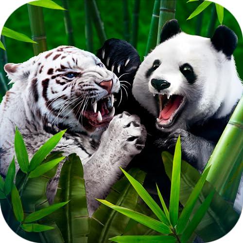 Martial Arts Panda Super Revenge - Kung Fu Tales of Fantastic Lands
