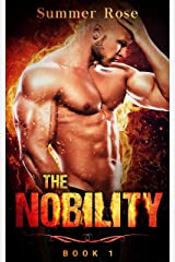 The Nobility Book 1: A ravishing, passionate, action-packed, heartfelt, demon-shifting romance (The Nobility Series) Kindle Edition