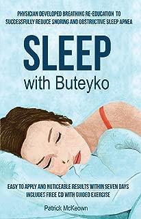 buteyko sleep apnoea