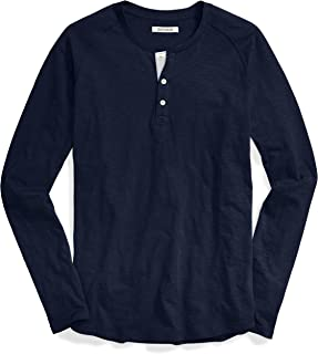 Amazon Brand - Goodthreads Men's Long-Sleeve Lightweight...