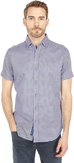 Howells Short Sleeve Woven Shirt