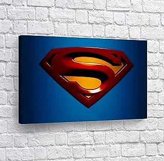 Best superman logo to print Reviews