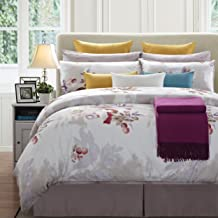EverRouge 8-Piece Sparrow Cotton Bed in a Bag, King