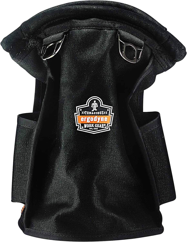 Ergodyne Arsenal 5528 Canvas Pouch Topped Parts Black Nashville-Davidson Mall Max 40% OFF