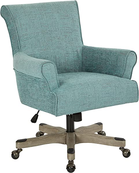 OSP Designs MEGSA MC5 Megan Office Chair Turquoise